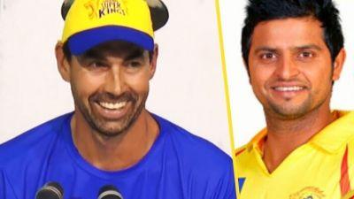 IPL 2018: Suresh Raina is irreplaceable, says coach Fleming