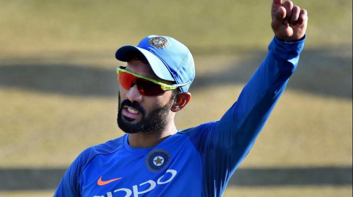 'It has been a dream' Dinesh Karthik on getting selected in World Cup team