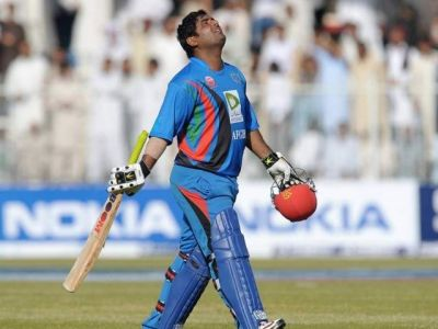 Mohammad Shahzad fined after playing for Pakistan club