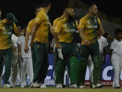 South Africa announce 15-man squad for ICC World Cup 2019