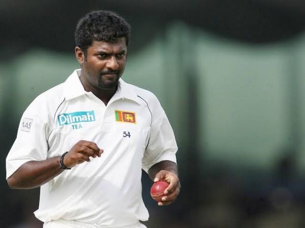 क्रिकेटर मुथैया मुरलीधरन चेन्नई के अस्पताल में हुए भर्ती