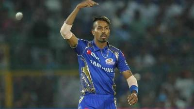 'I have been working hard in the nets' Hardik Pandya post win against Delhi Capitals