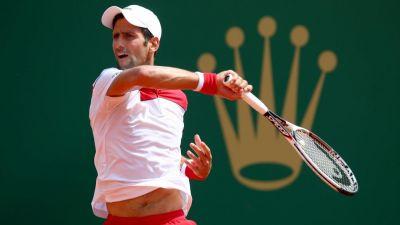 Monte Carlo Masters: Novak Djokovic passes Borna Coric test