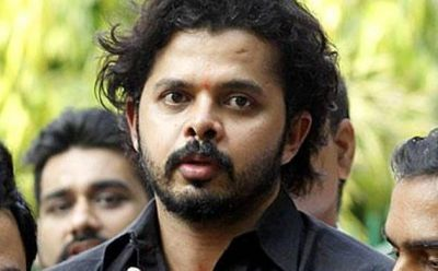 BCCI rejected S. Sreesanth's plea for a review of his life ban