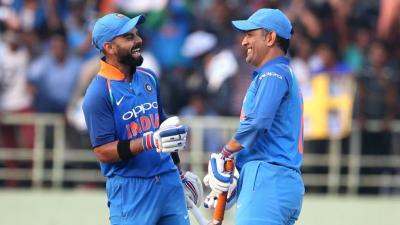 Virat Kohli lauds MS Dhoni says, 'its Fortunate to have a mind like him'