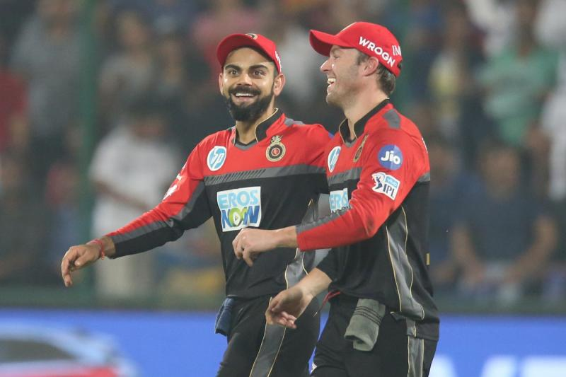 AB de Villiers gives Virat Kohli a new nickname