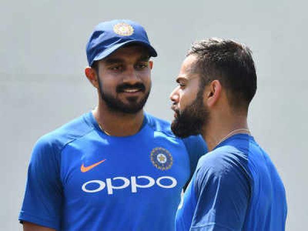 Virat Kohli comments on Vijay Shankar's addition in India's World Cup squad