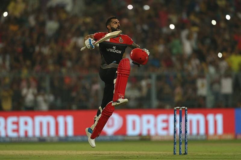 IPL 2019, KKR vs RCB: Virat Kohli scored fifth IPL century against KKR