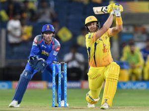 IPL 2018 Live CSK vs RR Match highlights :RR need 205 runs to win