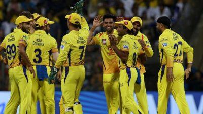 IPL 2018 Live CSK vs RR:Super Kings win by 64 runs