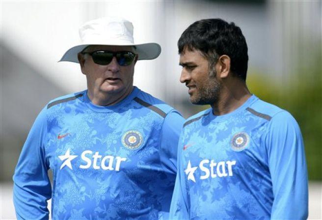 Gary Kirsten applauds Former Indian head coach Duncan Fletcher