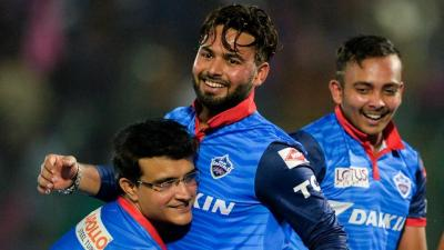 Rishabh Pant you deserve this, you are wow: Sourav Ganguly lauds Pant after RR clash