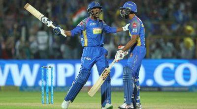 IPL 2018 Watch Glimpses  of  match 21: Krishnappa Gowtham's 33 runs knock stun MI