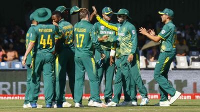 South Africa to host Sri Lanka and Pakistan before 2019 World Cup