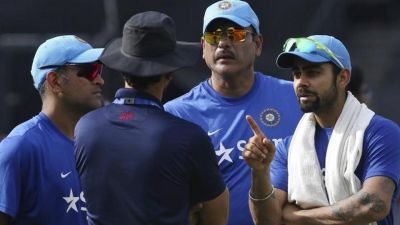 Ravi Shastri reveals team strategy before tour of England