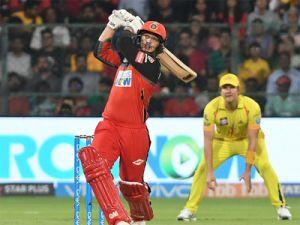 IPL 2018 Live  CSK vs RCB : CSK need 206 runs to win