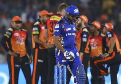 IPL 2018: Batsmen let us down, says Rohit Sharma