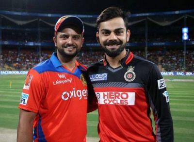 IPL 2018 Live CSK vs RCB : Raina or Kohali Who will have crown of IPL highest run getter?