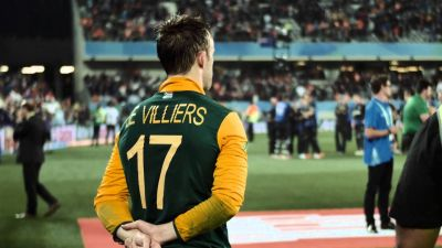Emotional AB de Villiers on South Africa failure in the ICC WC