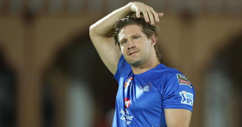 Shane Watson announces retirement from Big Bash League