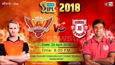 IPL 2018 match 25: Squadron of KXIP takes on SRH