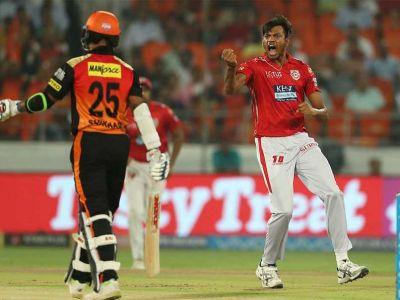 IPL 2018 Match 25: Glimpses! Ankit Rajpoot 5-wickets haul restricted SRH 132