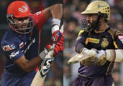 IPL 2018 Live KKR vs DD : Delhi marks historic win, beat KKR by 55 runs
