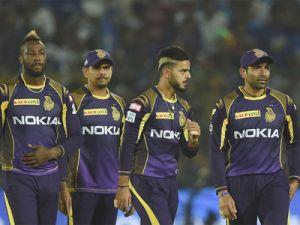 IPL 2018 Live KKR vs DD : KKR lose early wickets in casing of 220