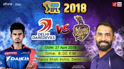 IPL 2018 Match 26: New Captain to lead the KKR fortune