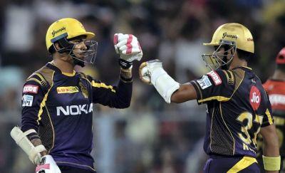 IPL 2018 Live KKR vs DD :  KKR  stun as losing 5 wickets during power play