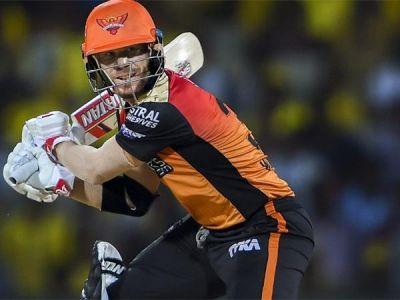 David Warner crosses 600 runs third time in an IPL season