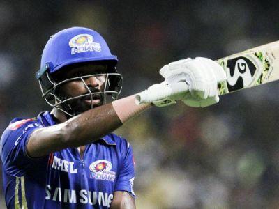 Hardik Pandya smashes fastest fifty of IPL 2019