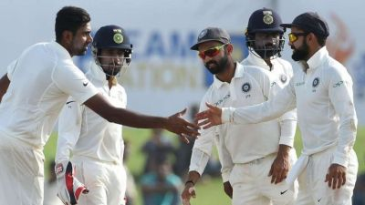 Virat Kohli & Co. looks forward to Test series win against England
