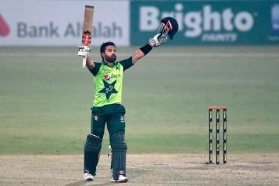 Pakistan's cricketer Rizwan breaks world record...'
