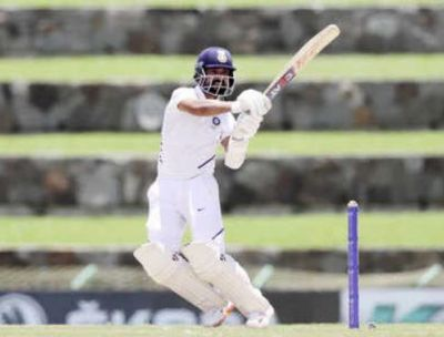 Ind vs WI: Rahane half-century anchors India revival on opening day
