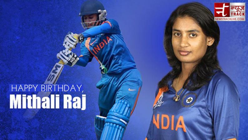 These five things open every 'secret' about star Indian player Mithali Raj