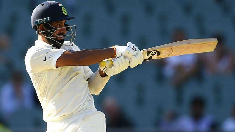 Indian vs Australia :Cheteshwar Pujara equals Sourav Ganguly's record of 16 centuries, bags 123 runs