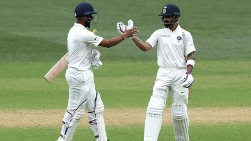 IND vs Aus 1st Test, Day 3 : Kohli-Pujara play for India's strong lead