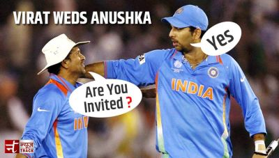 Only two cricketer is invited for Anushka and Virat weddings.