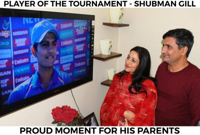 ICC World Cup under-19 Final Live: Shubman Gill declared