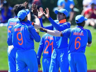 ICC World Cup under-19 Final Live: Final resume after delay, no over deducted in the match