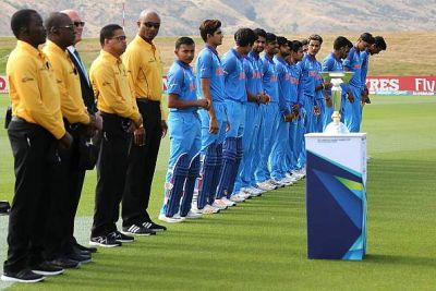 ICC World Cup under-19 Final Live:Rain ruined Young Indian dream, match delay