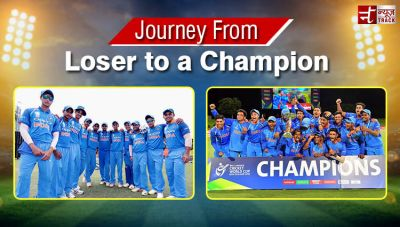 Journey of India U-19: From a loser to a Champion