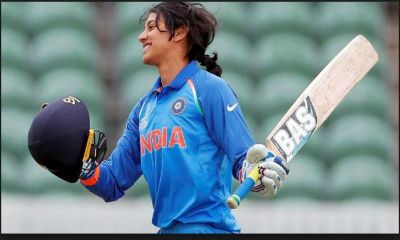 Smriti Mandhana, opt a record of fastest T20I half-century scorer in Indian woman cricket