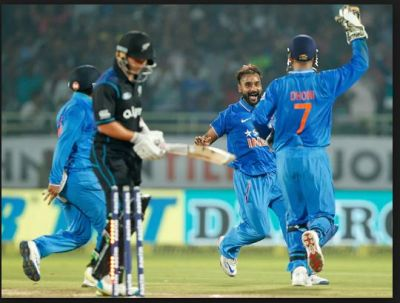 India vs. New Zealand ODI match: New Zealand set a target of 220 runs for India