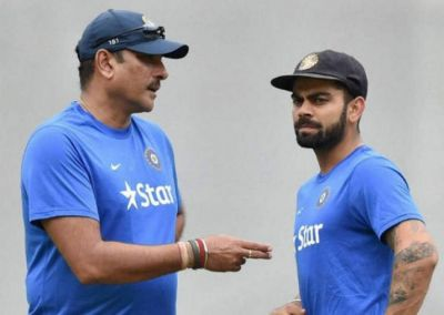 Can Virat Kohli accepts his unique challenge by his mentor Ravi Shastri?