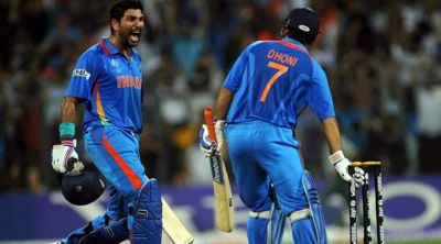 This is what Yuvraj Singh said on MS Dhoni's Importance In Cricket World Cup