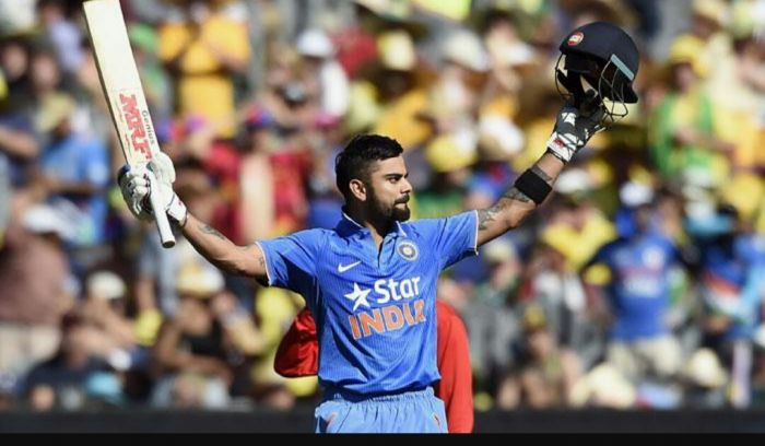 Kohli to be the second Indian Cricketer to have bagged four double centuries