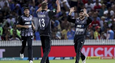 New Zealand beat India by 4 runs in 3rd T20I,win series by 2-1