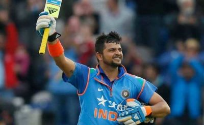 ' I'm doing absolutely fine' Suresh Raina refutes the  rumours of car accident